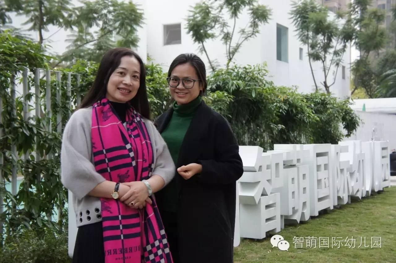 """是我们对本次""""德阳智萌国际幼儿园&昆明新迎三幼园所学术交流会""""的"""